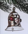 clopotel mare rosu auriu bis